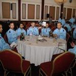رئيس الاتحاد الاسيوي يكرم نادى الشباب البحرينى هيرو