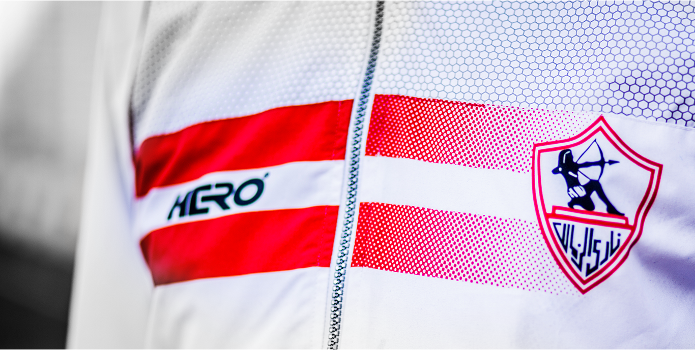 Zamalek team - Hero sports wear
