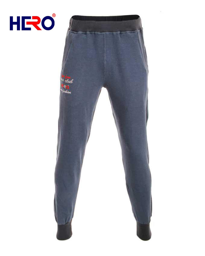 Dusty navy pants