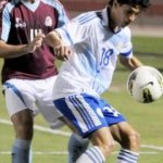 الفريق الاول لكرة القدم لدورى المحترفين بنادى الشباب البحرينى هيرو